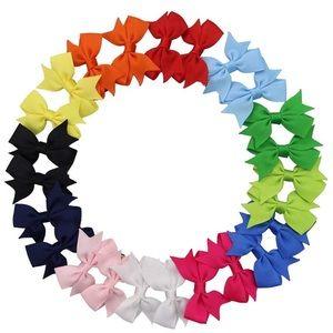 Set of 23 Pinwheel Hairbows